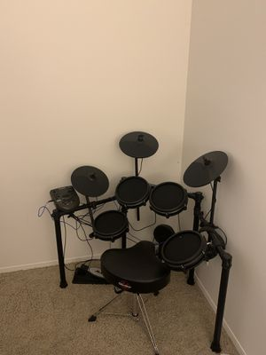 Alesis Nitro Mesh Electronic Drum Kit for Sale in Buffalo Grove, IL