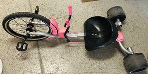 Pink/Black Girls drift bike for Sale in Las Vegas, NV