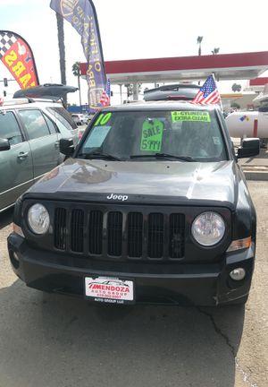 2010 Jeep patriot for Sale in Chula Vista, CA
