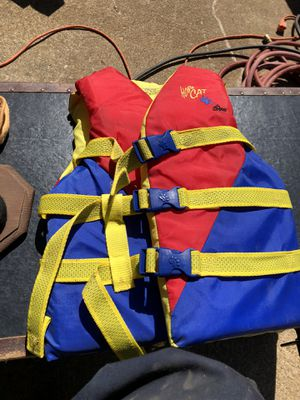 Youth life jacket for Sale in Florissant, MO