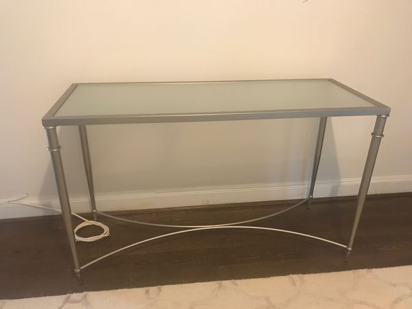 Console table - available until 9/18