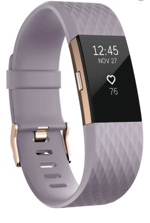 Fitbit Charge 2, Rose Gold, Small for Sale in Costa Mesa, CA
