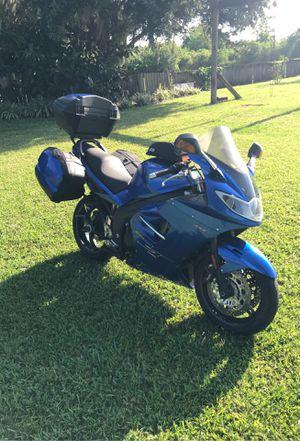Triumph sprint ST 1050 cc for Sale in Kissimmee, FL