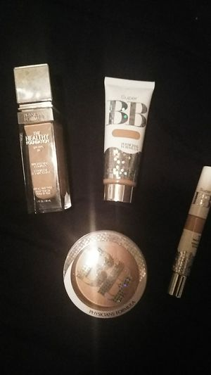Physicians formula spf 20 foundation. Concealer. All in one beauty ball cream. And powder so light to medium for Sale in Riverside, CA