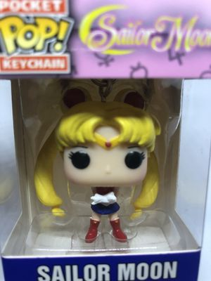 Sailor moon funko pocket pop keychain for Sale in Marietta, GA