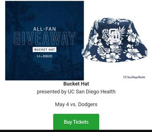 Padres Tickets for Sale in San Diego, CA