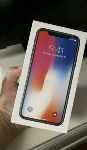 IPhone X for Sale in Abilene, TX