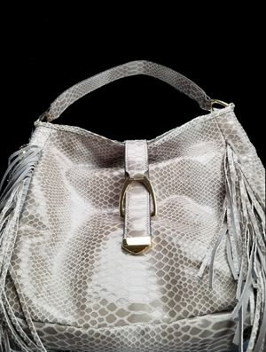 G.I.L.I. Leather stirrup HOBO bag for Sale in Clearwater, FL