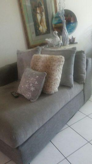Sofa silla. Bien ancha for Sale in Hialeah, FL