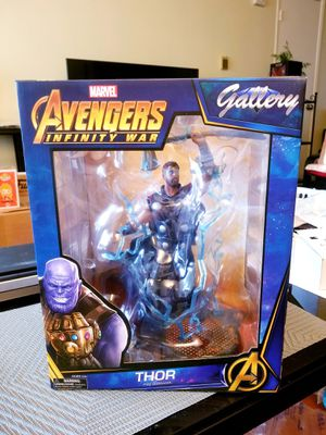 Marvel Gallery Infinity War THOR statue Diamond Select for Sale in Los Angeles, CA