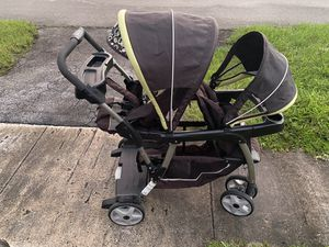 Graco Double Stroller for Sale in Plantation, FL
