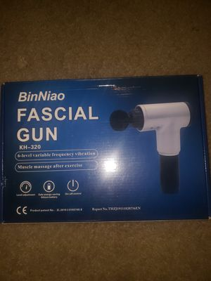 Brand new Percussion Massage gun for Sale in Wildwood, MO