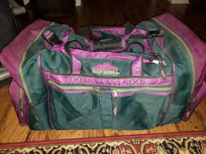 Oversized duffle bag for Sale in Litchfield Park, AZ