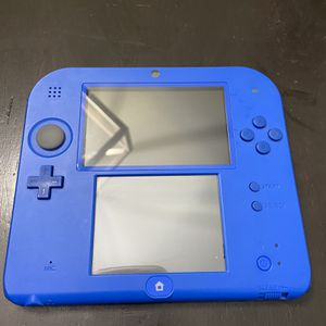 Nintendo 2DS - Blue (includes Pokemon Omega Ruby) for Sale in Mesa, AZ