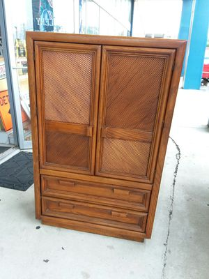 Armoire Dresser Chest! OMG AWESOME! for Sale in Joliet, IL