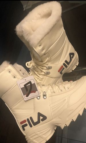 Fila boots for Sale in Washington, DC