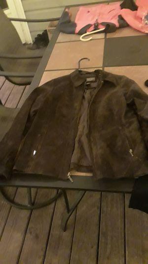 Brown jacket 10/12 n med shirts n 6x kids jacket free for Sale in Columbus, OH