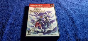 Kingdom Hearts RE: Chain of Memories & Kingdom Hearts PS2 Greatest Hits Complete for Sale in Missouri City, TX