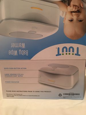 Baby wipe warmer for Sale in Port St. Lucie, FL