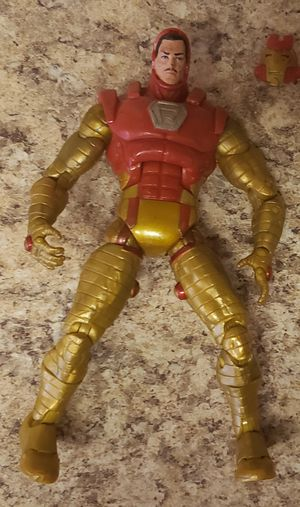 Toy Biz Marvel Legends 2006 Hulkbuster Iron Man Mask Action Figure Loose Toybiz for Sale in Aurora, CO
