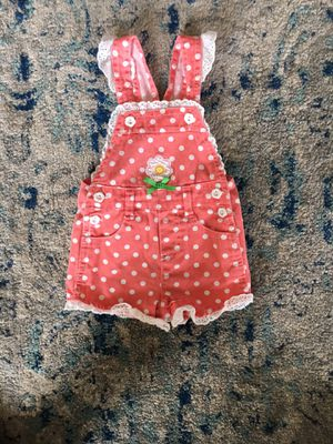 Infant girl overalls & sleeper for Sale in Dallas, TX