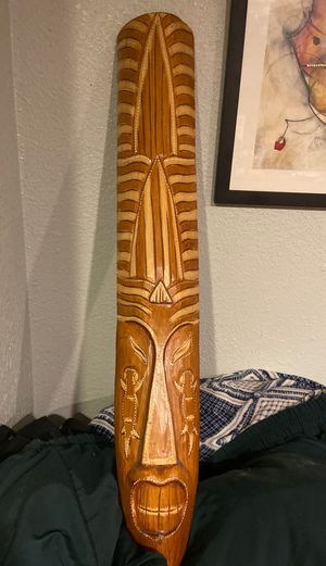 Mask wall decoration for Sale in Prineville, OR