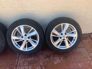 "OEM Nissan rims 18"" for Sale in North Las Vegas, NV"