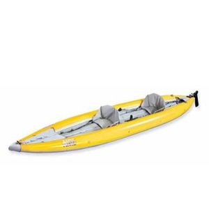1998 Aire Sea Tiger II 2 Person Inflatable Sea Kayak In Excellent Condition. for Sale in Burien, WA