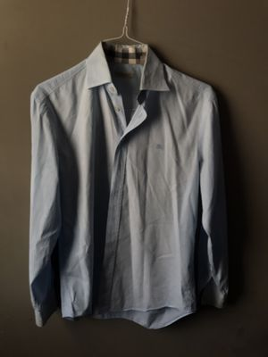 burberry button up for Sale in Lowell, MA