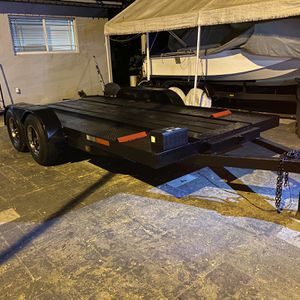 18ft Car Trailer for Sale in Hialeah, FL
