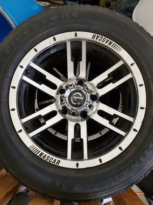 NASCAR by Victory Bristol Rims for Sale in Littleton, MA