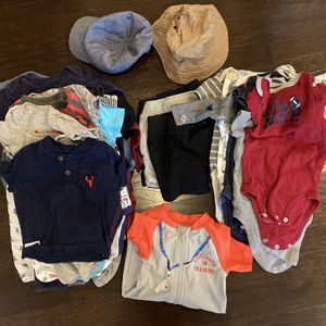 Lot of Baby Boy Clothing Sizes 3-6mo for Sale in Alexandria, VA