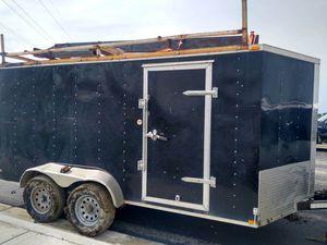 16ft walk in trailer for Sale in Lincoln, NE