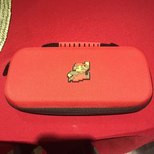 Mario Case For Nintendo Switch for Sale in Beltsville, MD