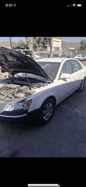 2010 Hyundai Sonata for part for Sale in Chula Vista, CA