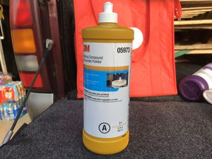 3M Rubbing Compound 1qt for Sale in Memphis, TN