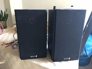 Dayton audio bookshelf speakers for Sale in San Francisco, CA