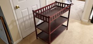 Wooden Changing Table for Sale in Woodbridge, VA