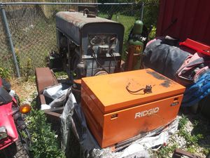 Lincoln 200 amp welder trailer for Sale in West Valley City, UT