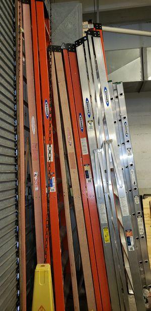 Fiberglass ladders for Sale in Hialeah, FL