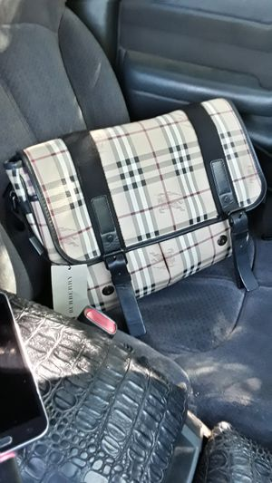 Burberry Bag w/tag for Sale in Robstown, TX