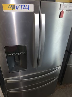 New whirlpool stainless steal refrigerator for Sale in Torrance, CA