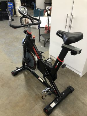 L NOW Indoor Cycling Bike Stationary Exercise Bike Quiet and Smooth with Tablet Holder (D600) retail $286 for Sale in Los Angeles, CA