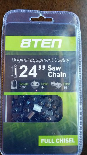 8Ten 24 inch chain saw for Sale in South Gate, CA