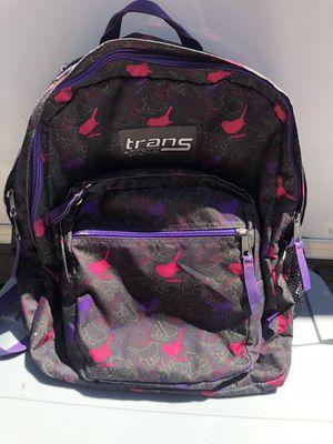 Trans Jansport backpack! for Sale in Portland, OR