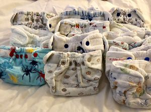 Cloth diapers for Sale in Tigard, OR