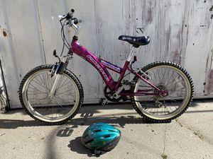 Kids bike - Girls bike - Mountain bike for Sale in Inglewood, CA