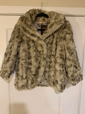 Girl's Faux Fur Coat for Sale in Washington, DC