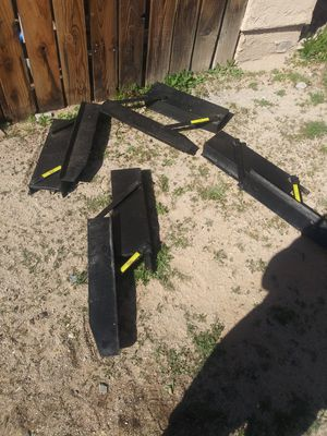 Weekend warrior drop down bed brackets for Sale in Apple Valley, CA