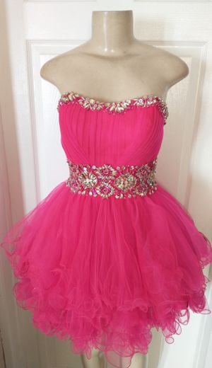 Juliet Fashion Milex Small pink prom dress for Sale in Los Angeles, CA